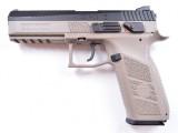 Пневматический пистолет ASG CZ P-09 DT-FDE пулевой blowback