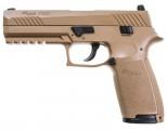 Пневматический пистолет SIG Sauer P320-177-CT (цвет пустыня)