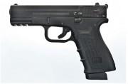 Охолощенный пистолет K17 СО Глок, калибр 10ТК