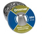 Пули пневм. Crosman Silver Eagle WC 4.5мм 0.31г (250 шт)