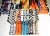 Ракеты сигнальные, разноцветные, упаковка 20 шт, арт. BR107