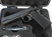Охолощенный пистолет Кольт ТК1911-СХ (Техкрим, NORINCO NP29), под патрон 10х31