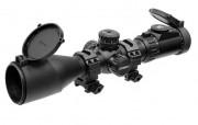 Прицел оптический LEAPERS 30mm SWAT 4-16X44 Compact, гравир. сетка (SCP3-UGM416AOIEW)