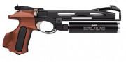 Пистолет пневматический МР-657-03 (PCP) с баллоном, 4.5мм