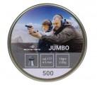 """Пуля пневм. Borner """"Jumbo"""",  4.5мм (500 шт) 0.65г"""