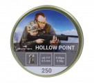 "Пуля пневм. Borner ""Hollow Point"",  4.5мм (250 шт) 0.58г"