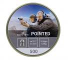 """Пуля пневм. Borner """"Pointed"""",  4.5мм (500 шт) 0.58г"""