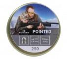 """Пуля пневм. Borner """"Pointed"""",  4.5мм (250 шт) 0.58г"""