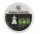 Пули пневм. RWS Power Piercing 4.5 мм, 0.58г (200шт)