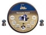Пули H&N Baracuda Match 5.52 мм, 1.37 г (200 шт)