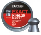 Пули JSB EXACT KING 6.35 мм, 1.645г (350шт)