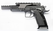 Пневматический пистолет Cybergun Tanfoglio Gold Custom (TGC)