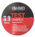 Набор пуль для теста JSB Test 4.5 мм (350шт)