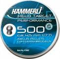 Пуля пневм. Umarex Hammerli FT Perfomance, 0.56 г, 4.5 мм (500 шт)