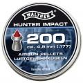 Пуля пневм. Walther Hunter Impact 4.5 мм (200 шт)