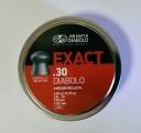 Пули JSB EXACT DIABOLO 3.25г, кал. 7.62 мм (150шт)
