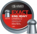 Пули JSB EXACT KING HEAVY 6.35 мм, 2.2г (300шт)