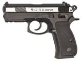 Пневматический пистолет ASG CZ 75D Compact Dual Tone