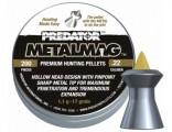 Пули JSB Predator Metalmag 5.5 мм, 1.1 г (200 шт