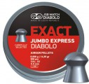 Пули JSB EXACT JUMBO EXPRESS 5.52 мм, 0.93г (500шт)
