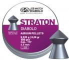 Пуля пневм. JSB Straton 0.535г, 4.5 мм (500шт)