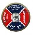 Пуля пневм. Crosman Domed 4.5 мм, 0.51г (500 шт)