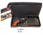 ММГ макет Револьвер Кольт 45 калибра 1873 года армейский, DENIX DE-1-1186-N