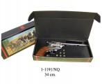 ММГ макет Револьвер Кольт 45 калибра 1873 года кавалерийский, DENIX DE-1-1191-NQ