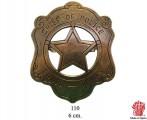Значок шефа полиции, DENIX DE-110