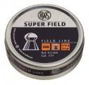 Пули пневм. RWS Super Field 4.5 мм, 0.54г (500шт)