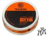Пули пневм. RWS Training 4.5 мм, 0.53г (500шт)